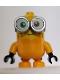 Minifig No: mnn002  Name: Minion Bob - Orange Jumpsuit