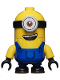 Minifig No: mnn005  Name: Minion Stuart - Blue Overalls