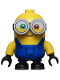 Minifig No: mnn006  Name: Minion Bob - Blue Overalls