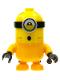 Minifig No: mnn009  Name: Minion Stuart - Orange Jumpsuit