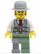 Minifig No: mof005  Name: Doctor Rodney Rathbone
