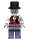 Minifig No: mof011  Name: Zombie Groom