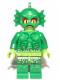Minifig No: mof014  Name: Swamp Creature