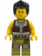 Minifig No: mof015  Name: Frank Rock