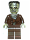 Minifig No: mof017  Name: Monster