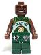 Minifig No: nba009  Name: NBA Gary Payton, Seattle SuperSonics #20