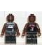 Minifig No: nba010  Name: NBA Allen Iverson, Philadelphia 76ers #3 (Black Uniform)