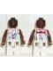 Minifig No: nba011  Name: NBA Steve Francis, Houston Rockets #3