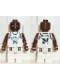 Minifig No: nba019  Name: NBA Kevin Garnett, Minnesota Timberwolves #21 (White Uniform)