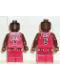 Minifig No: nba021  Name: NBA Jalen Rose, Chicago Bulls #5