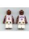 Minifig No: nba039  Name: NBA Vince Carter, Toronto Raptors #15 (White Uniform)