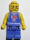 Minifig No: nba042  Name: NBA player, Number 9