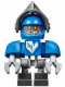 Minifig No: nex011  Name: Clay Bot (Claybot)