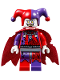 Minifig No: nex013  Name: Jestro - Red and Dark Purple