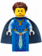 Minifig No: nex018  Name: Queen Halbert - Cape