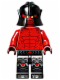 Minifig No: nex027  Name: Monster, Red and Black