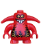 Minifig No: nex033  Name: Scurrier - 6 Teeth