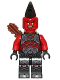 Minifig No: nex052  Name: Flame Thrower (Lava Fighter)
