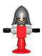 Minifig No: nex057  Name: Clay Training Bot