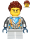 Minifig No: nex058  Name: Kid Clay