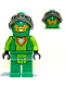 Minifig No: nex078  Name: Battle Suit Aaron