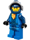Minifig No: nex083  Name: Battle Suit Clay
