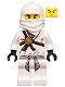 Minifig No: njo001  Name: Zane - The Golden Weapons