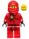 Minifig No: njo007  Name: Kai - The Golden Weapons