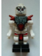 Minifig No: njo011  Name: Frakjaw - with Armor with Red Shoulder Spikes
