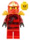 Minifig No: njo032  Name: Kai ZX - with Armor