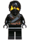 Minifig No: njo090  Name: Cole (Techno Robe) - Rebooted