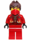 Minifig No: njo091  Name: Kai (Techno Robe) - Rebooted
