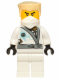 Minifig No: njo099  Name: Zane (Techno Robe) - Rebooted