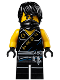 Minifig No: njo114  Name: Cole (Tournament Robe) - Tournament of Elements