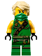 Minifig No: njo123  Name: Lloyd (Tournament Robe) - Tournament of Elements