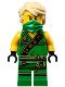 Minifig No: njo123  Name: Lloyd (Tournament Robe) - Tournament of Elements