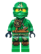 Minifig No: njo129  Name: Lloyd (Jungle Robe) - Tournament of Elements