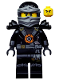Minifig No: njo140  Name: Cole (Deepstone Armor) - Possession