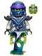 Minifig No: njo143  Name: Bow Master Soul Archer (Ghost Lower Body)