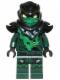 Minifig No: njo154  Name: Evil Green Ninja (Morro / Possessed Lloyd)