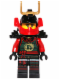 Minifig No: njo166  Name: Samurai X (Nya) - Possession