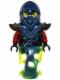 Minifig No: njo174  Name: Blade Master Bansha (Ghost Lower Body)