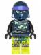 Minifig No: njo178  Name: Ghost, Chain Master Wrayth / Ghost Warrior Wrayth