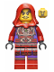 Minifig No: njo188  Name: Clouse (Hood) - Skybound