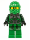 Minifig No: njo207  Name: Lloyd Garmadon - Green Ninjago Wrap (11909)