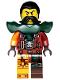 Minifig No: njo239  Name: Flintlocke - Armor