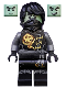 Minifig No: njo242  Name: Cole - Skybound, Ghost, Hair