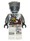 Minifig No: njo302  Name: Zane (Honor Robe) - Day of the Departed, Hair