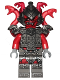 Minifig No: njo308  Name: Vermillion Warrior