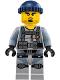 Minifig No: njo341  Name: Shark Army Gunner / Charlie